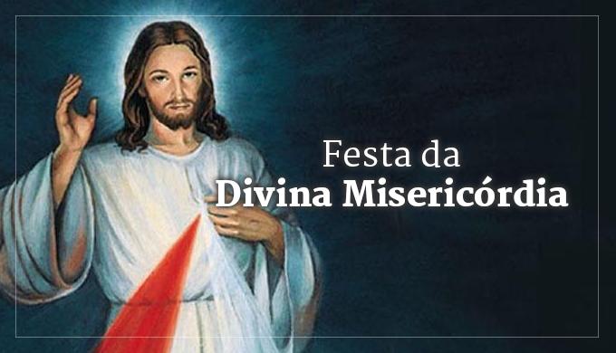 Festa da Divina Misericórdia dia 28/04 no Santuário de Sete Lagoas