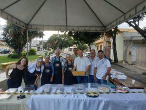 Realizado Festival de Tortas em prol do Santuário em Sete Lagoas