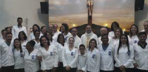 Santuário São Pedro Julião Eymard realiza Investidura de Novos Ministros Extraordinários da Sagrada Comunhão