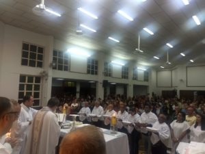 Santuário de Sete Lagoas realiza VI Semana Eucarística