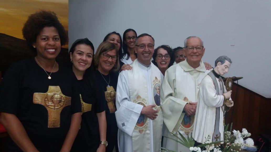 Comunidade de Sete Lagoas celebra Tríduo e Festa de São Pedro Julião Eymard 2019