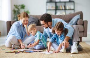 Pandemia: convivência em família, disciplina sem usar da violência