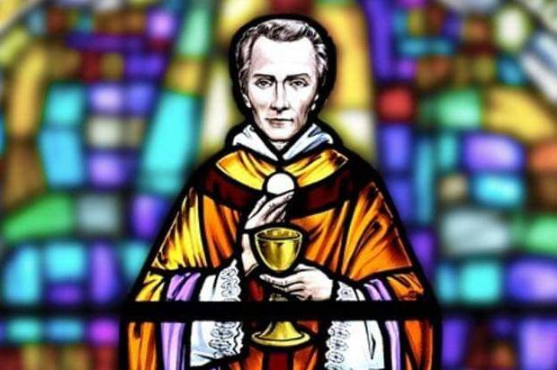 Celebramos 58 anos de canonização de São Pedro Julião Eymard